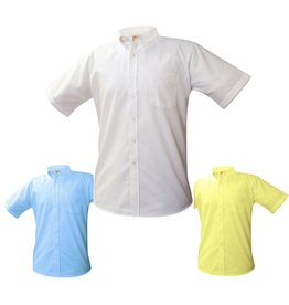 SHIRT - Oxford Short Sleeve Shirt, Boys