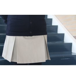 SKORT - Khaki Skort, Ladies Fit