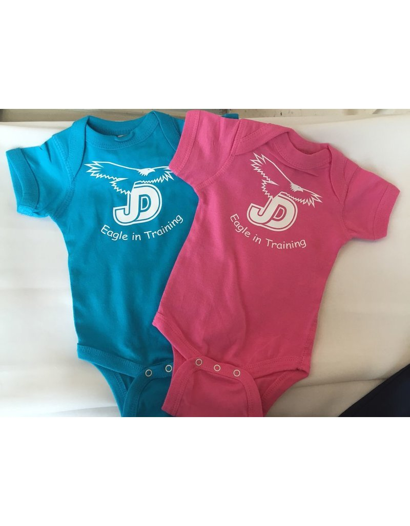 Infant/Newborn - JD Eagle In Training Onesie