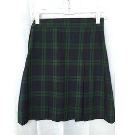 SKIRT - Girls Plaid Skirt, JD