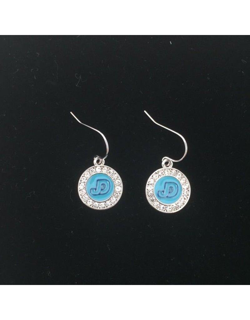 JD Dangle Earrings - Fundraiser