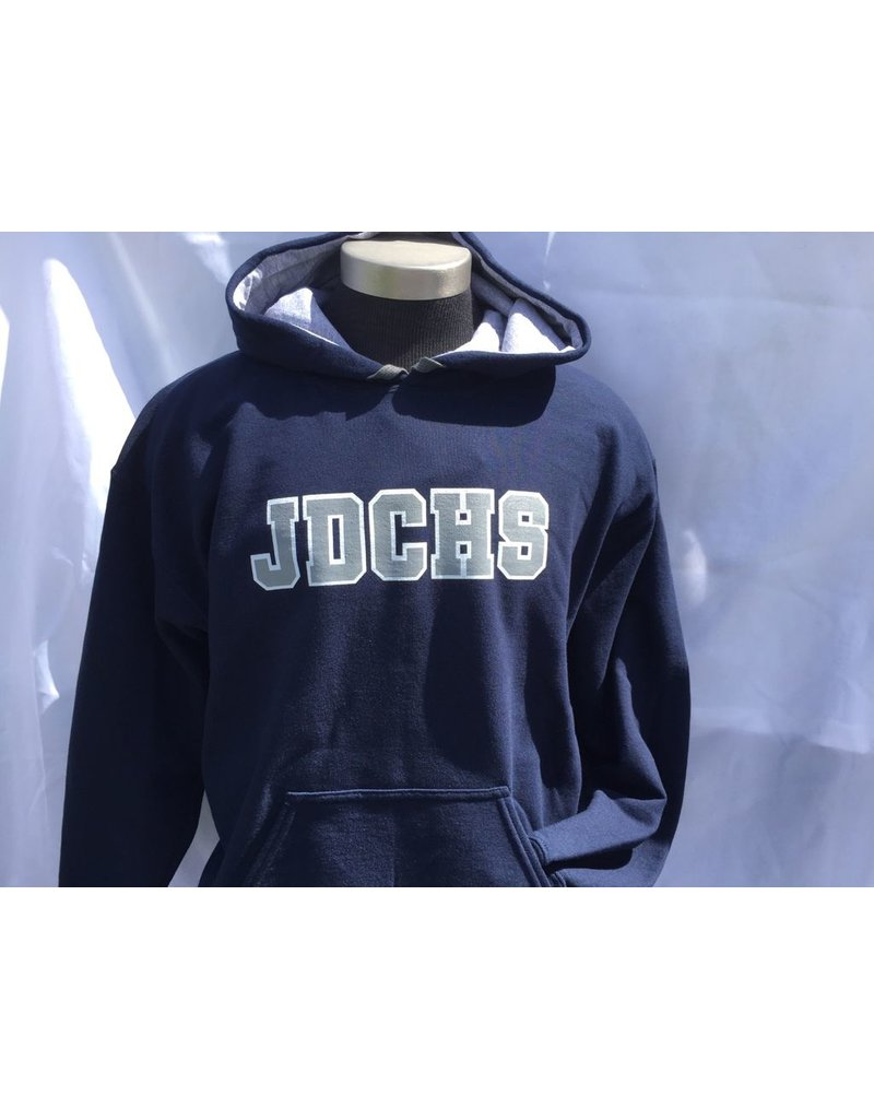 JDCHS Hooded Pullover Sweatshirt