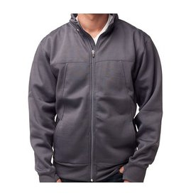 JD Full Zip Jacket with Detachable Hood