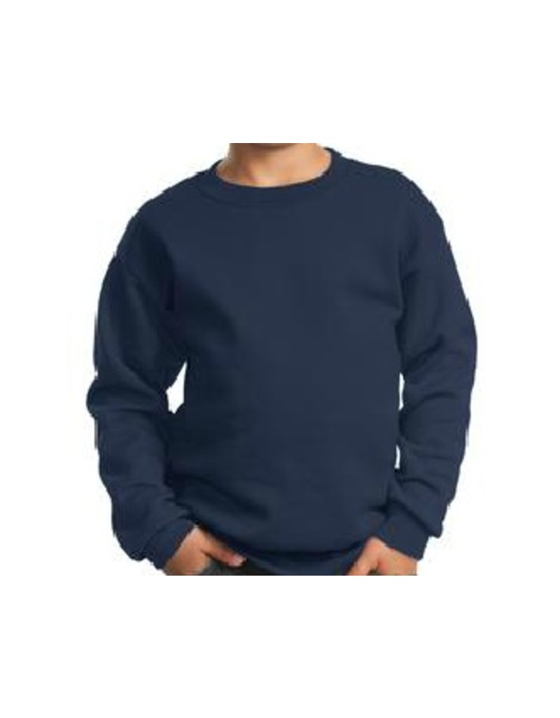 Saint Olaf Crew Neck Sweatshirt