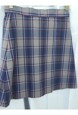 Saint Olaf Plaid Skort