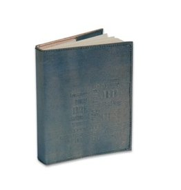 Embossed Leather Journal (India)