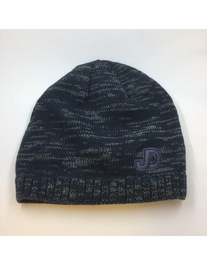 JD Navy/Grey Marbled Beanie