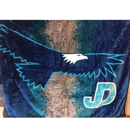 New JD Plush Blanket