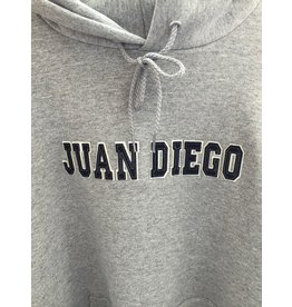 JD Fleece Pullover Hooded Custom Sweatshirt