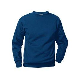 Blank Stock Pullover Sweatshirt