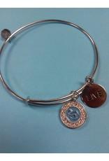 JD Charm Bracelet