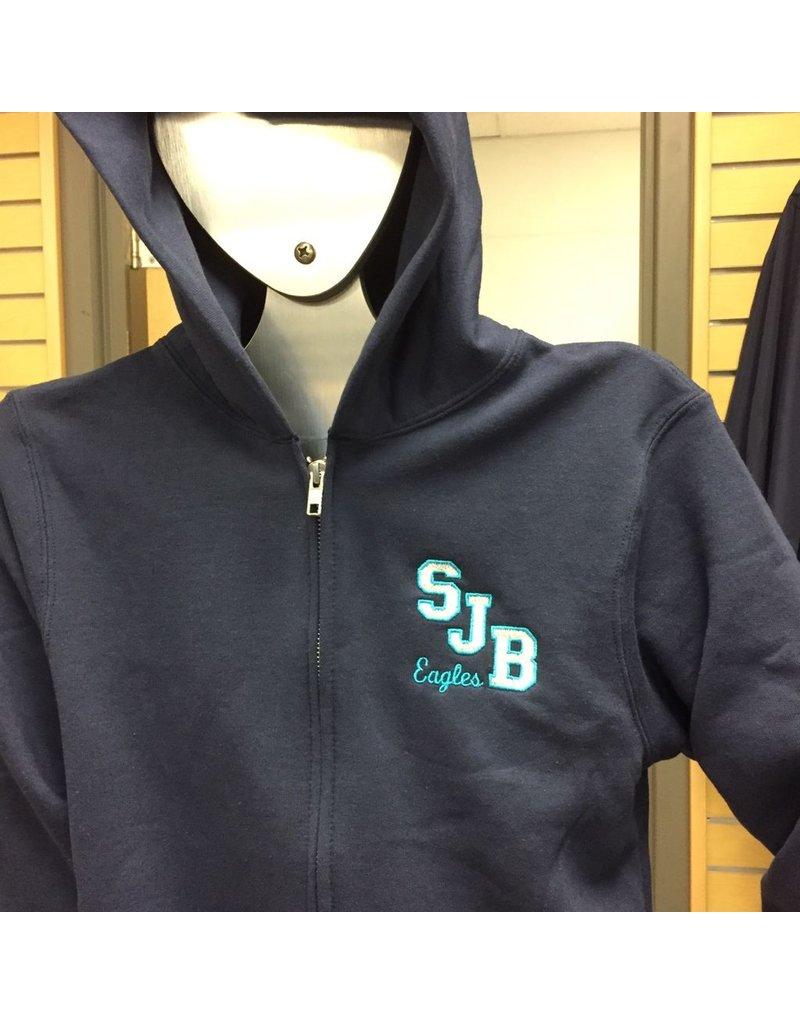 SJB Zip Hoodie
