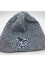 Beanie - JD Gray Knit