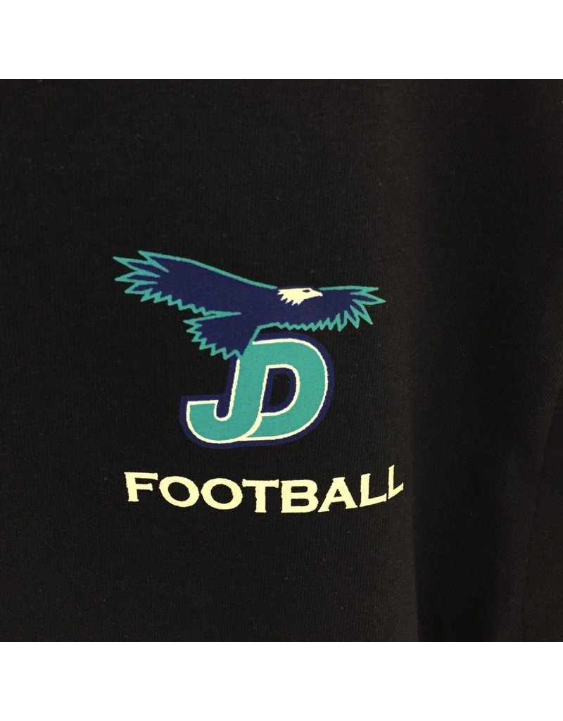 Football - JD Football Tee - Custom - youth & adult sizes