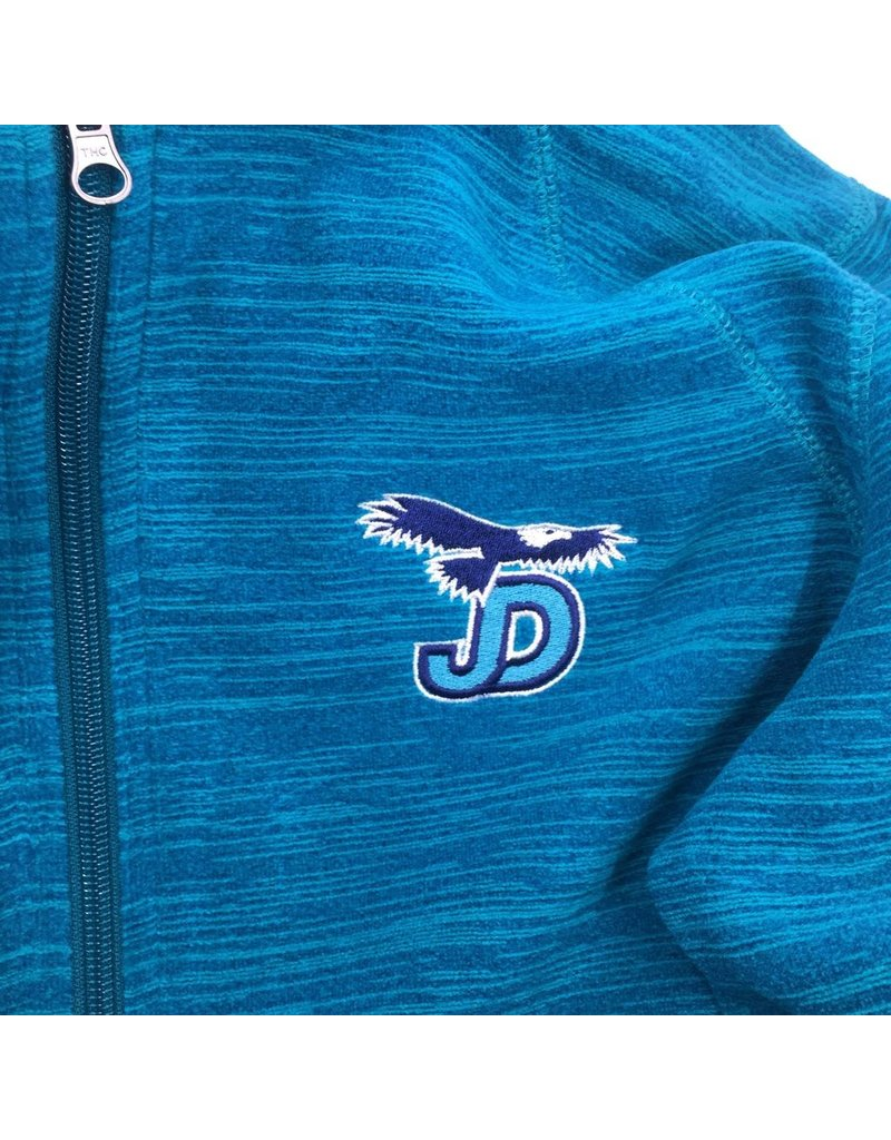 JD Ladies Full Zip Jacket