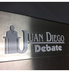JD Debate Decal