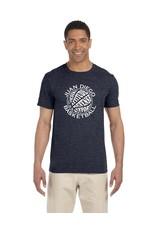 Men's Gildan Short Sleeve Basketball Tee