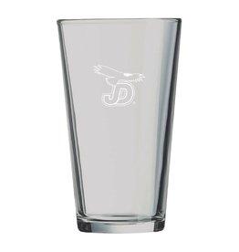 JD Memorabilia Glassware