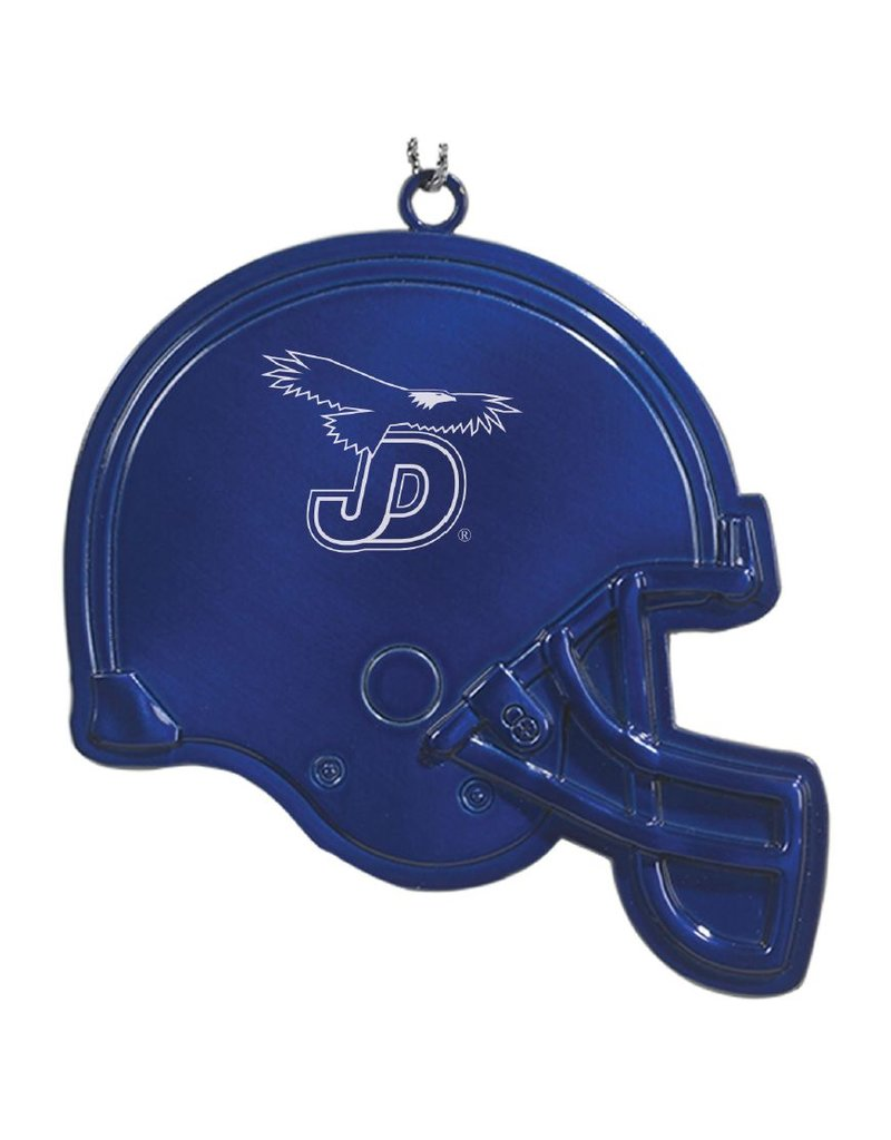 JD Memorabilia 3-D Metal Ornament
