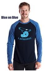 Two Tone JD LAX Jersey Shirt