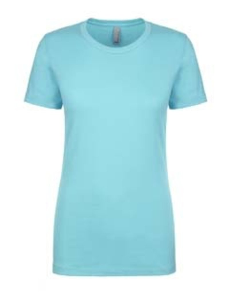 Silverline Ladies Turquoise Tee