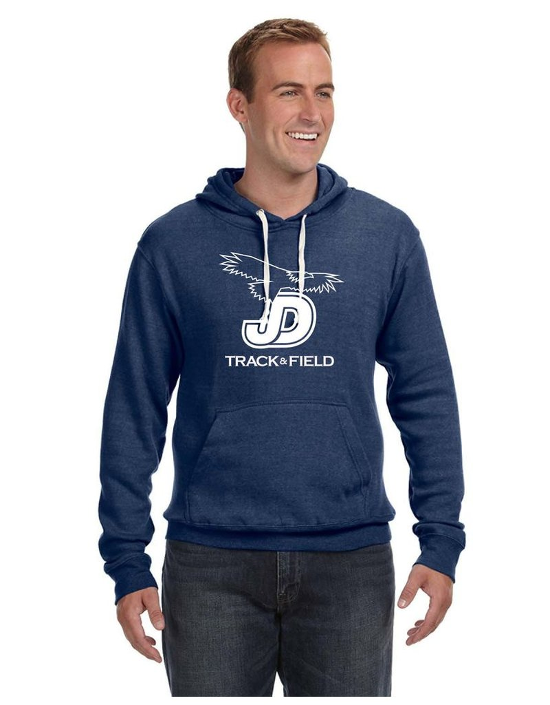 JD Hooded Pullover Spirit Sweatshirt