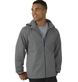 JACKET - Custom Windbreaker with Detachable Hood