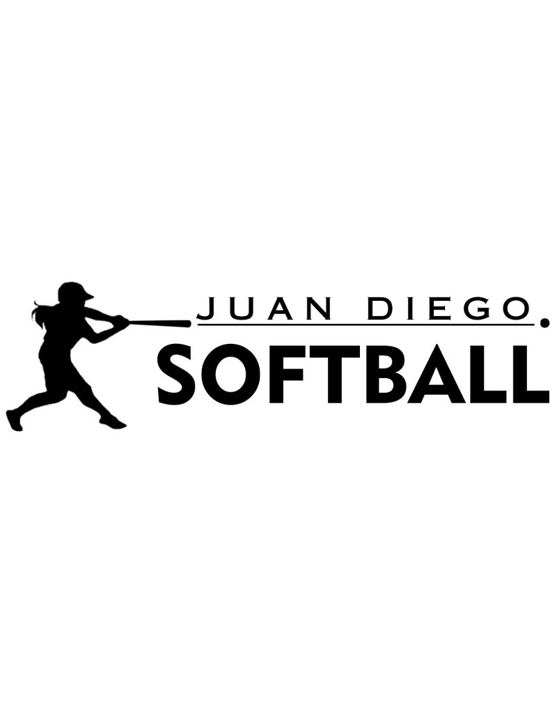 JD Softball Decal
