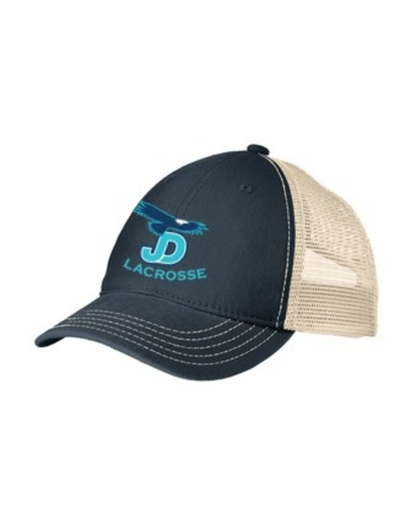 Lacrosse Embroidered two-tone hat, cap