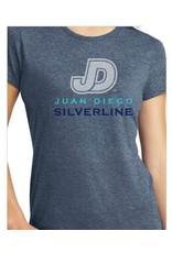 SilverLine - Custom Ladies Crew Shirt