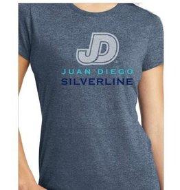 SilverLine - Custom Ladies Crew Shirt