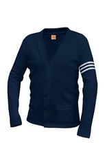 SWEATER - JD Academic Achievement Letter Cardigan Sweater JDCHS Letter Sweater, Unisex