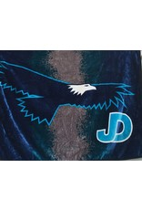 Custom Embroidered JD Plush Blanket