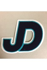 JD Letter Patch