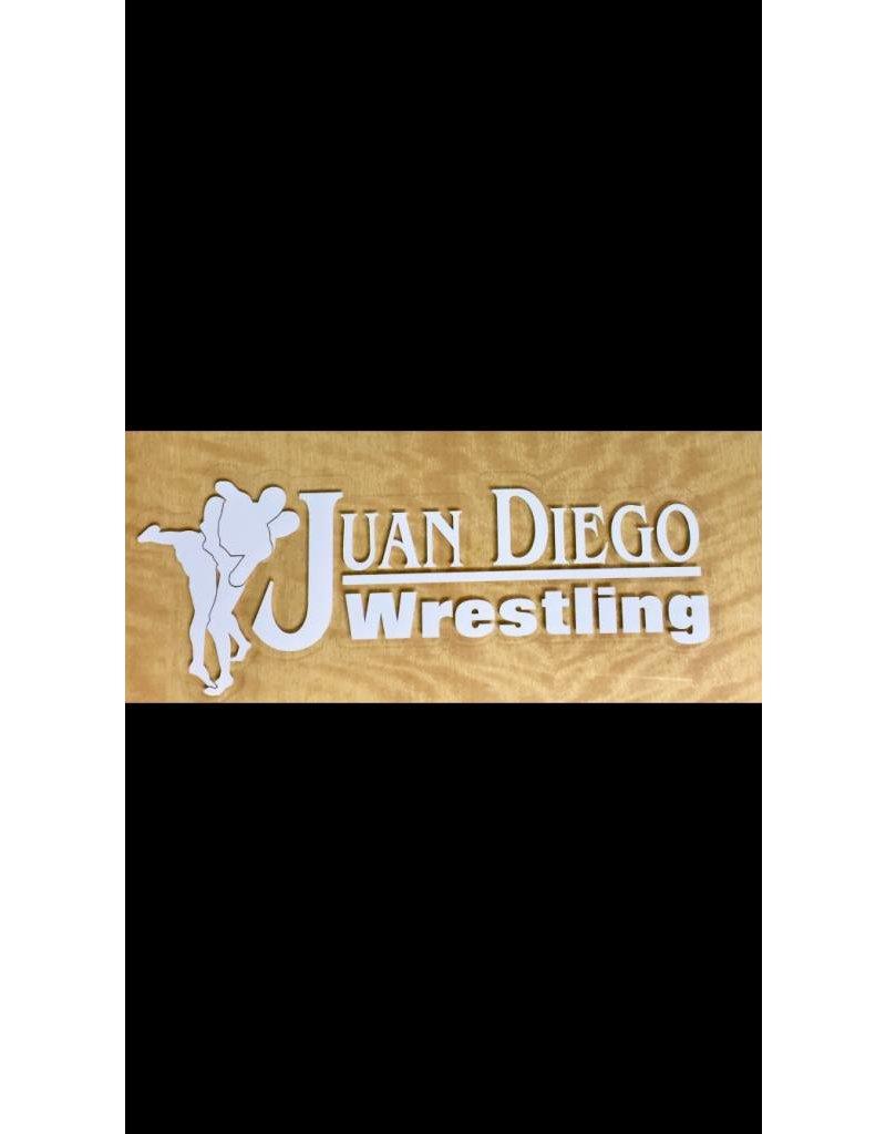 JD Wrestling Decal