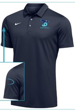 JD Football Men's Nike Polo - Custom - adult sizes