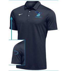 Football - JD Football Men's Nike Polo - Custom - adult sizes