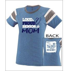 JD Football Women's Senior Moms Shirt
