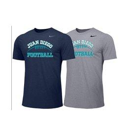 JD Nike Football Men's Tshirt - adult sizes