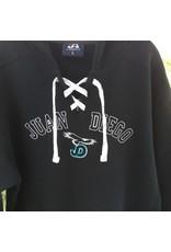 JD J. America Sport Laced Hooded Sweatshirt