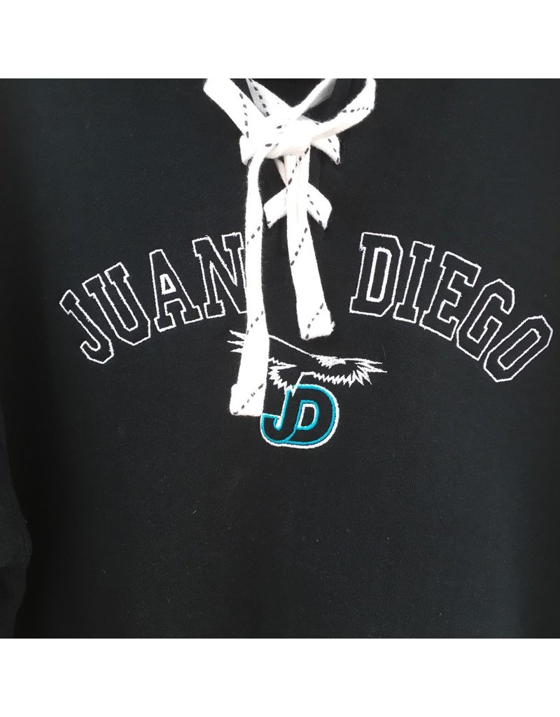 JD J. America Sport Laced Hooded Sweatshirt