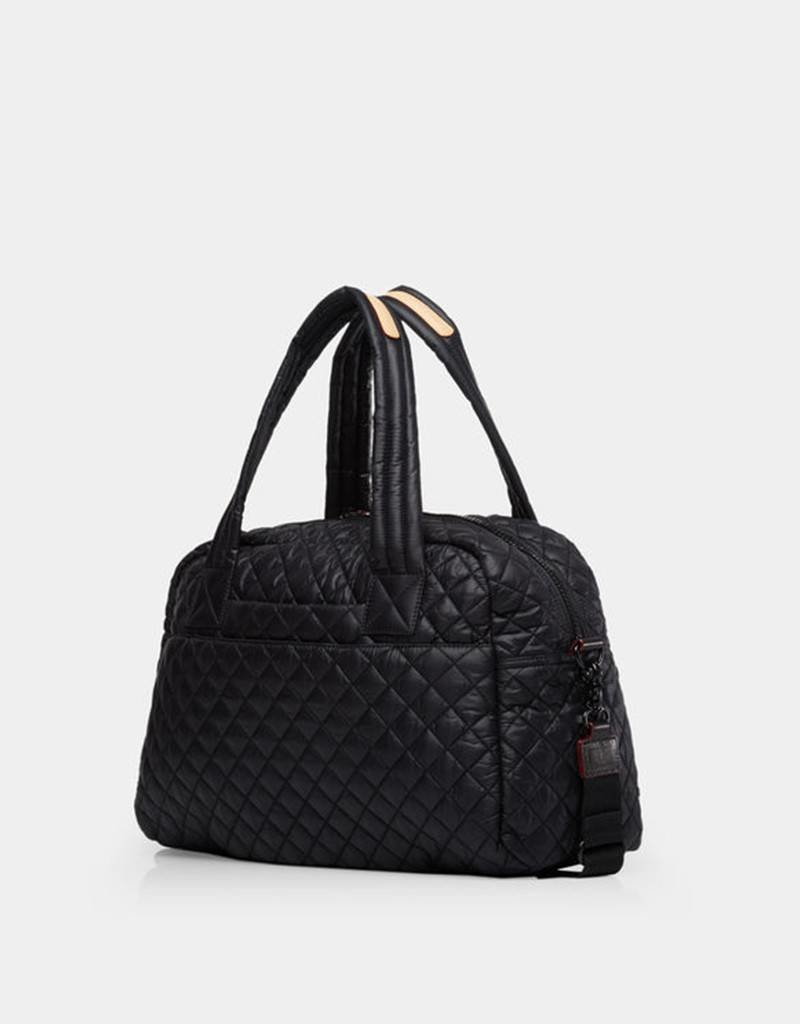 MZ Wallace Jimmy Travel Bag - Black