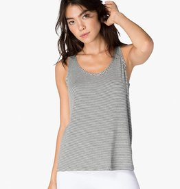 Beyond Yoga Striped Easy Does It Tank
