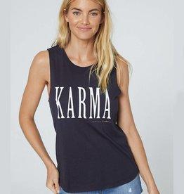 Spiritual Gangster Karma Muscle Tank