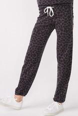 MONROW Leopard Vintage Sweats