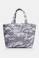 MZ Wallace Large Metro Tote - Grey Camo