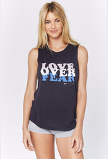 Spiritual Gangster Love Over Muscle Tank