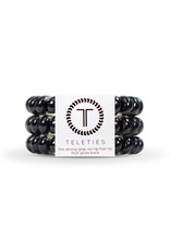 Teleties Large Bands in Jet Black