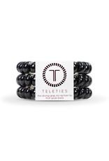 Teleties Large Bands in Jet Black
