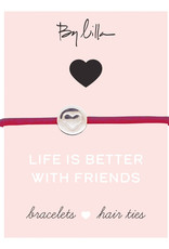 By Lilla Life Is Better With Friends Little Card